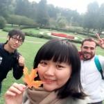 婉茹-語言學校 ILAC   決定給自己一個假期去遊學