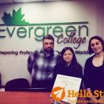 Evergreen College 長榮學院 多倫多、卡加利-打工遊學