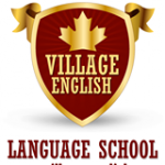 Village English logo