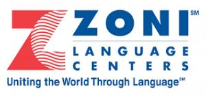 zoni logo language centers