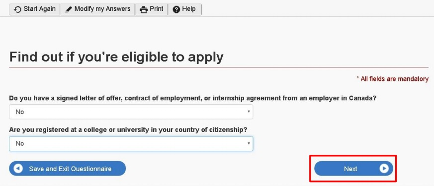 加拿大打工度假申請9