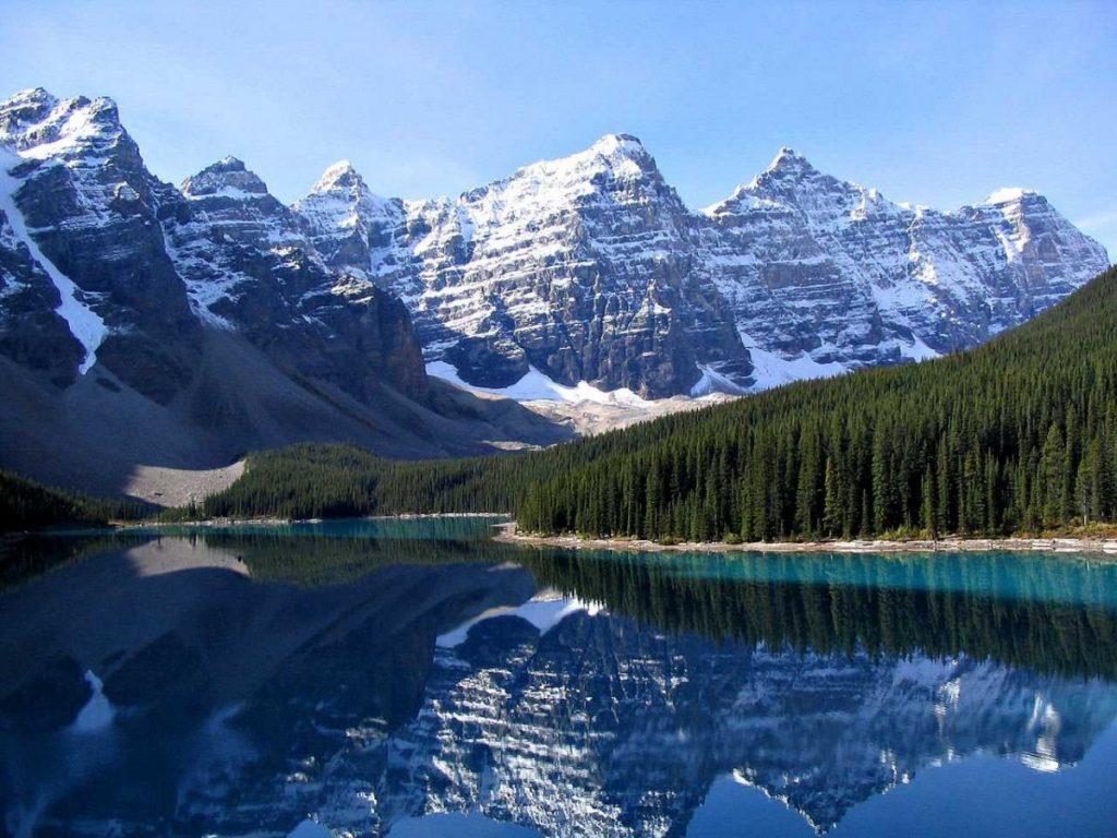 冰原 Banff National Park國家公園 HelloStudy