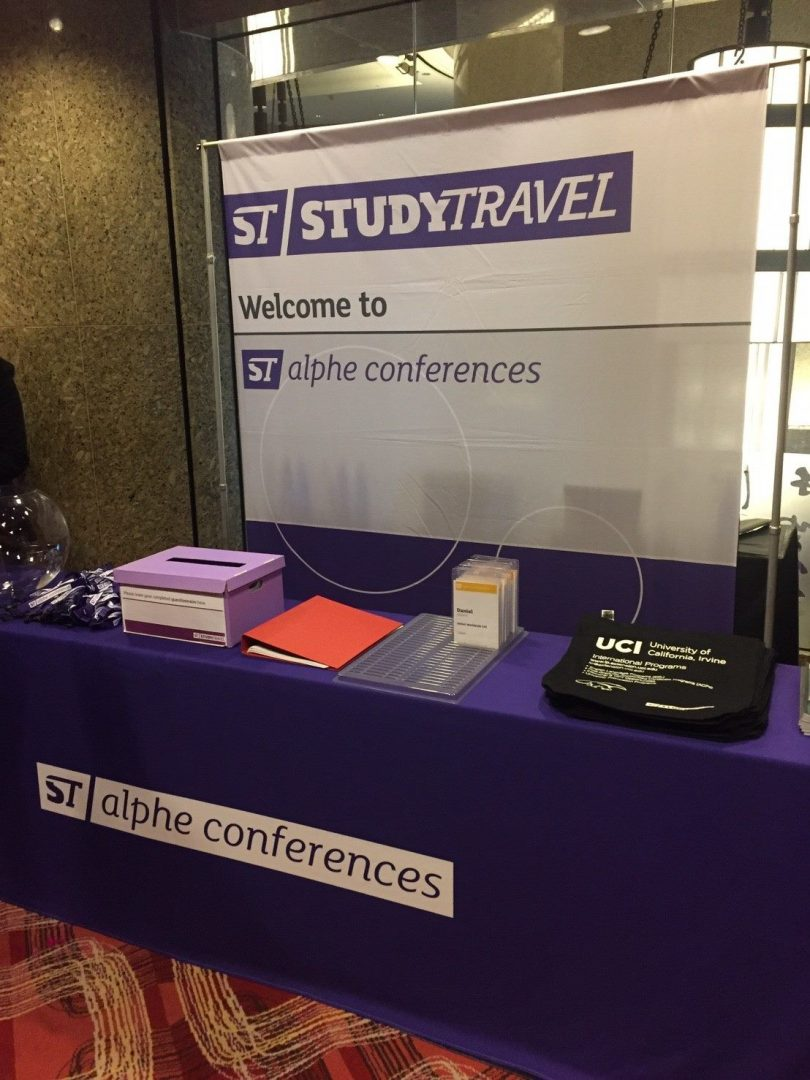 study-travel-alphe-conference-taipei-hello-study-reception