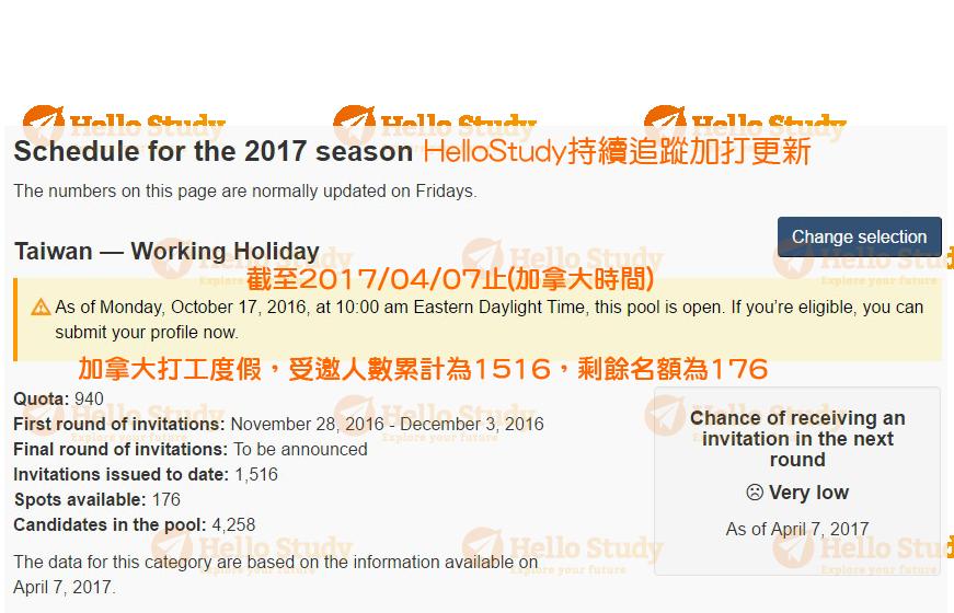 2017打工度假0407