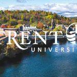 Trent University 特倫特大學 川特大學 TrentU