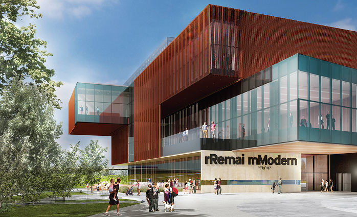 remai-rendering