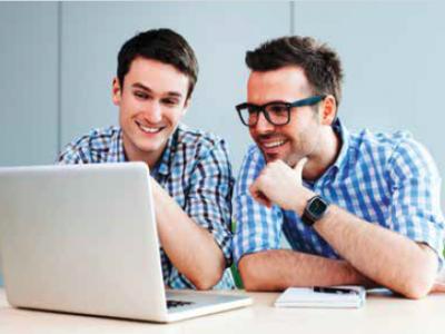 語言學校線上英文、法文課程 可銜接公立學院
