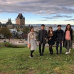 Nancy-打工遊學 ILACIC | 在加拿大實現夢想,與《鬼怪》一同探訪魁北克